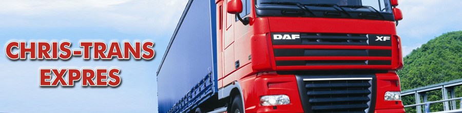 Chris Trans Expres - Transport marfuri intern si international, Bucuresti Logo
