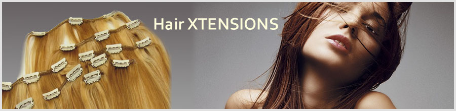 Hair XTENSIONS Logo