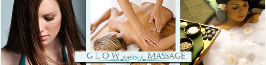 Glow Massage Logo