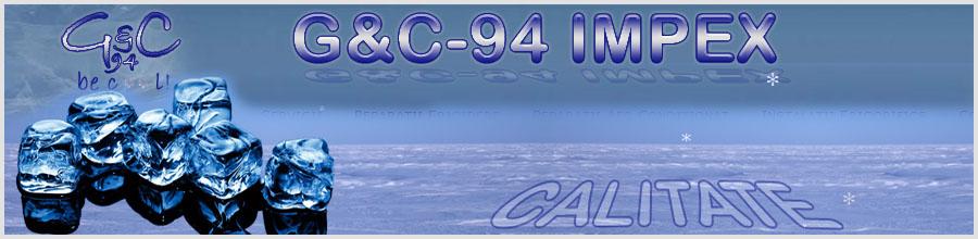 G&C-94 IMPEX Logo
