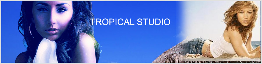 TROPICAL STUDIO Logo