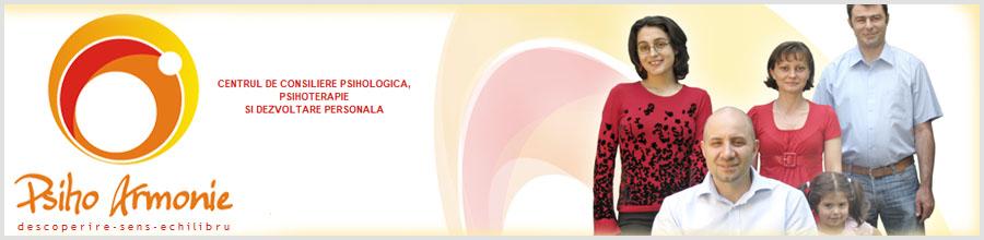 Psiho-Armonie - Centrul de Consiliere Psihologica, Psihoterapie si Dezvoltare Personala Bucuresti Logo