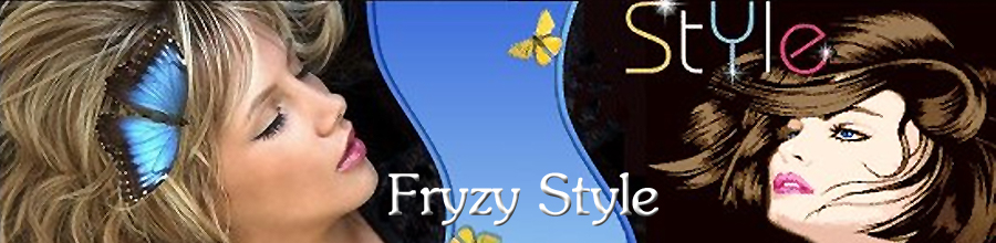 Fryzy Style Logo