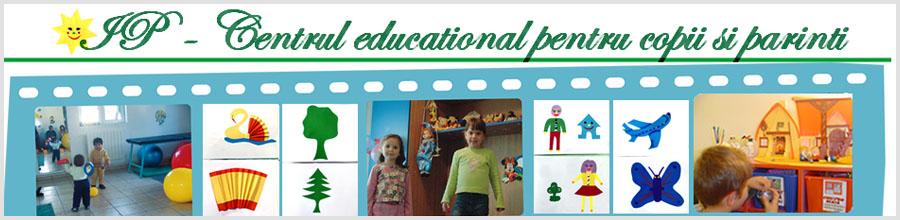 Iulia Pantazi - Centrul psihologic pentru copii Bucuresti Logo
