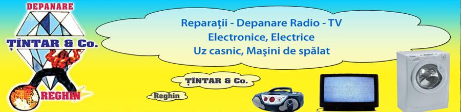 Tintar & Co Reghin Mures - Reparatii electrocasnice Logo