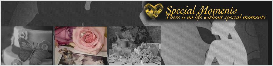SPECIAL WEDDINGS Logo