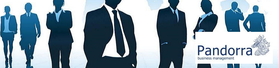 Pandorra Business Management Logo