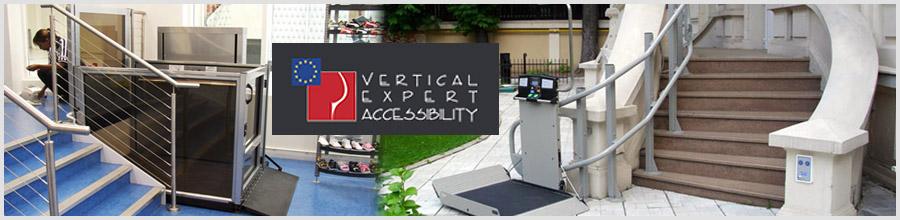 Vertical Expert Accessibility Logo