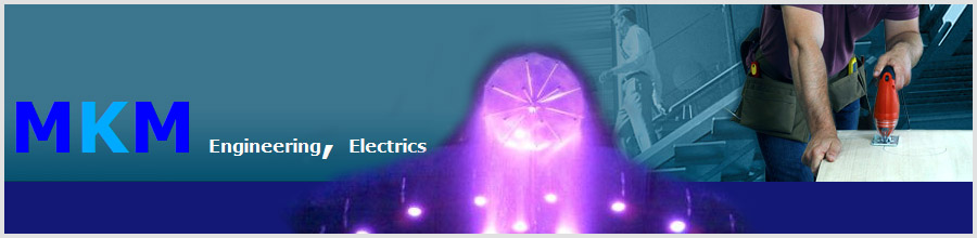MKM Engineering - instalatii electrice, vanzari electrice Ilfov Logo
