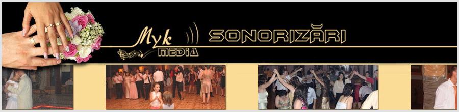 Mykmedia SONORIZARI Logo