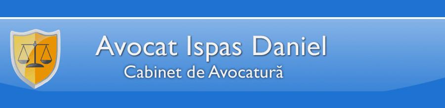 Cabinet de Avocatura ISPAS DANIEL Logo