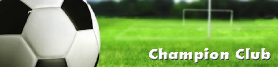 Champion Club - Bucuresti Logo