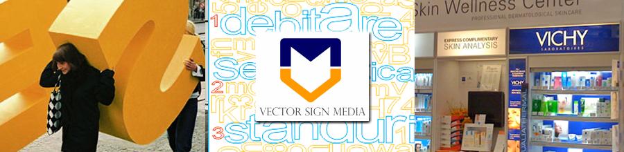 Vector Sign Media Logo