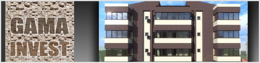 Gama Invest, Bucuresti - Dezvoltator imobiliar Logo