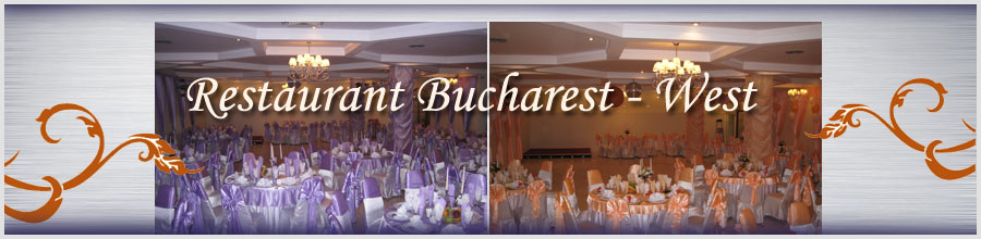 Bucharest West - motel, restaurant, evenimente, piscina Domnesti, Ilfov Logo