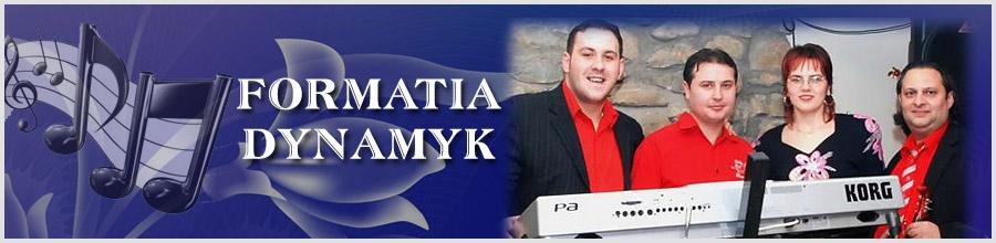 FORMATIA DYNAMYK Logo