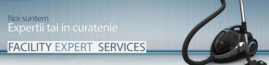 Facility Expert Services Logo