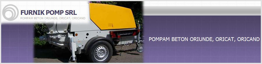 FURNIK POMP Logo