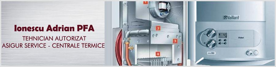 Climatic Instal Solutions Ploiesti - Reparatii centrale termice Logo