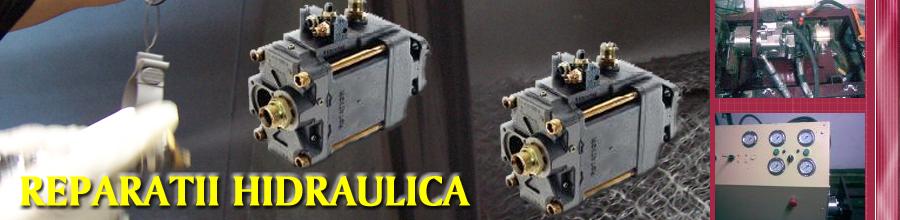 Hydraulic Expert, Bucuresti - Reparatii pompe hidraulice Logo