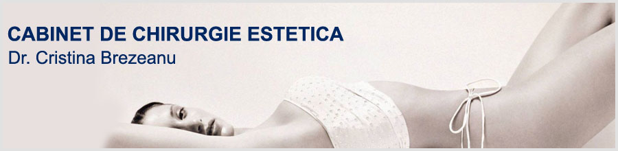 CABINET CHIRURGIE ESTETICA Dr. Brezeanu Cristina Logo