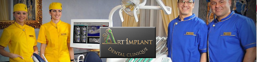 Art Implant Dental Clinique Logo