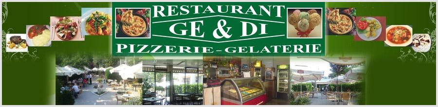 RESTAURANT GE&DI Logo