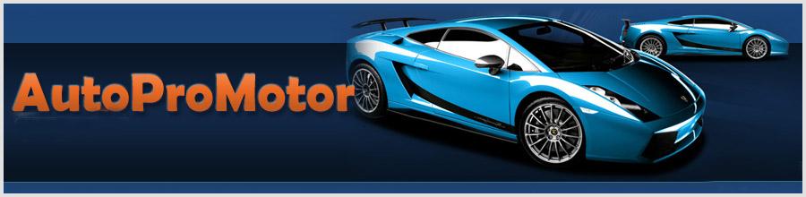 AutoProMotor Logo