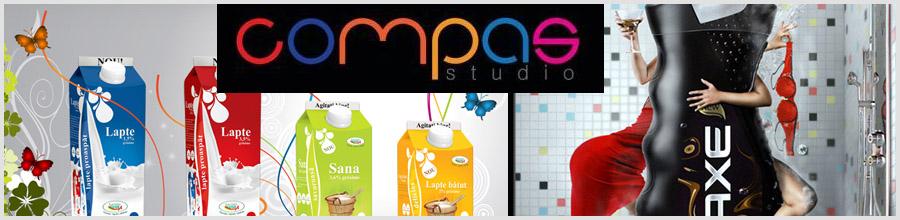Compas Studio Logo