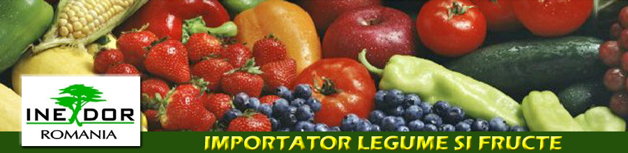 Inexdor legume si fructe Logo