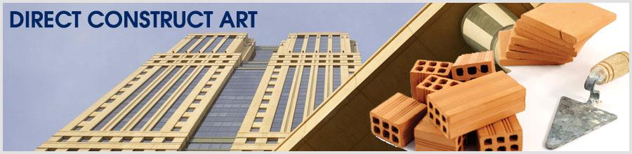 DIRECT CONSTRUCT ART Logo