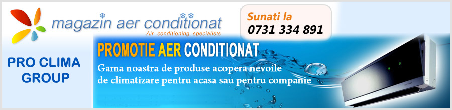 Pro Clima Group Bucuresti - Vanzare, montaj, sevice aer conditionat Logo