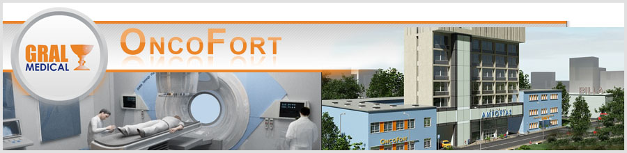 Centrul OncoFort Logo