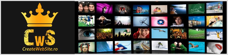 Create Web Site Logo