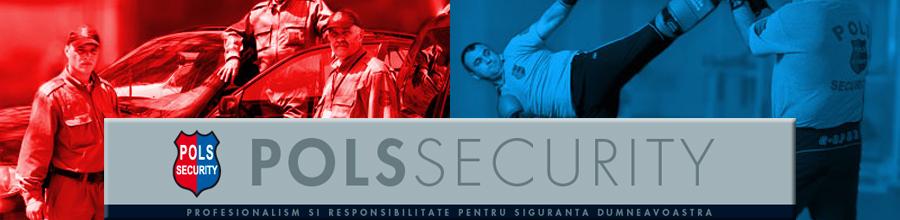 POLS SECURITY Logo