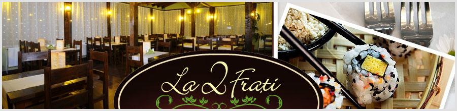 La 2 Frati, Restaurant - Afumati, Ilfov Logo