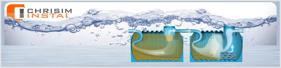 Chrisim Instal - Sisteme de drenare a apelor de suprafata, Cluj Napoca Logo