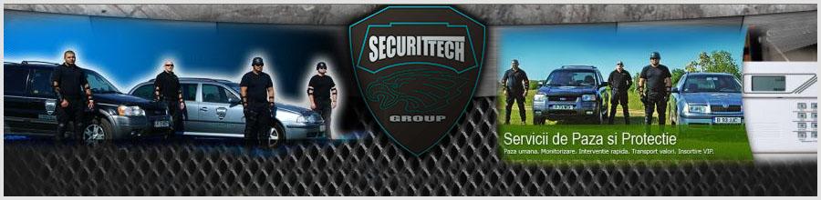 SECURITTECH Logo
