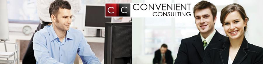 Convenient Consulting - Consultanta afaceri Bucuresti Logo