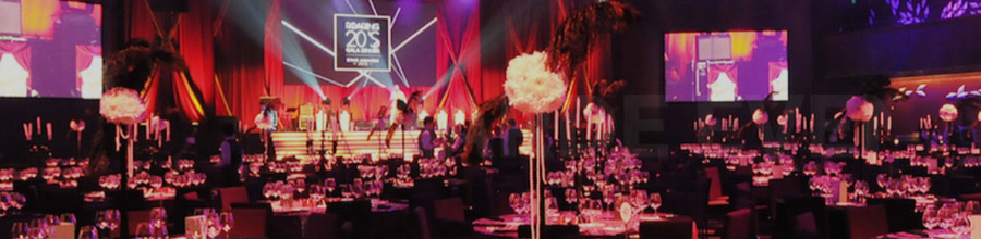 Avantgarde Events. Logo
