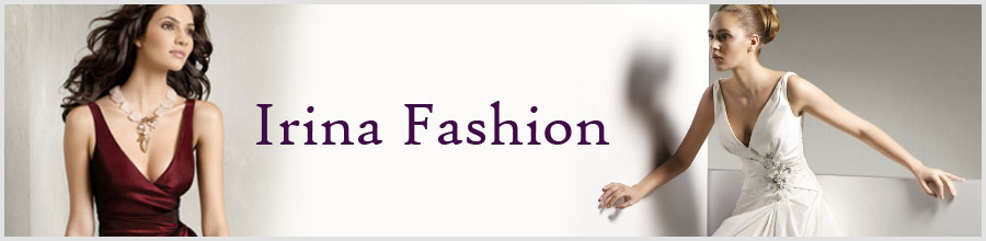 IRINA FASHION CENTER Logo