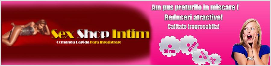 SexShopIntim.ro Logo