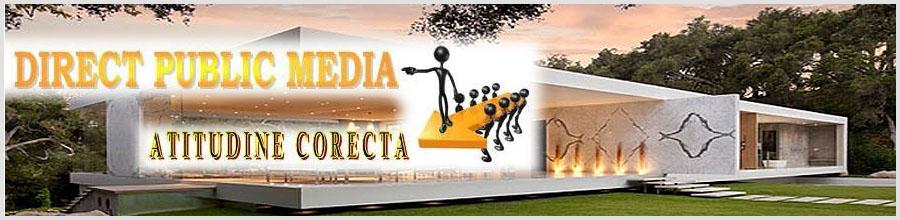 DIRECT PUBLIC MEDIA Logo