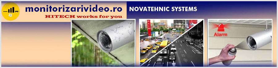 NOVATEHNIC SYSTEMS Logo