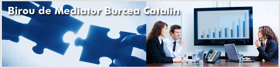 Birou de Mediator Burcea Catalin Logo