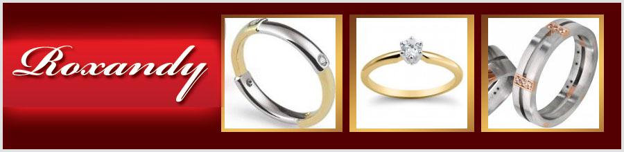 Roxandy Gold Silver Logo