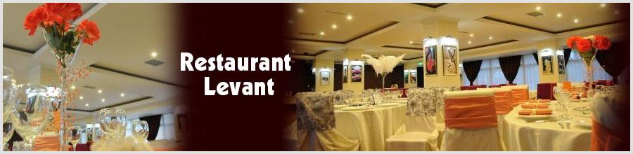 Levant, Restaurant - Galati Logo