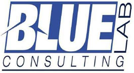 Blue Lab Consulting Logo