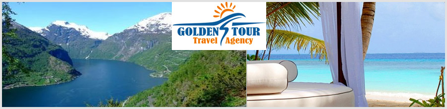Agentia de Turism GOLDEN TOUR&TURISM Logo