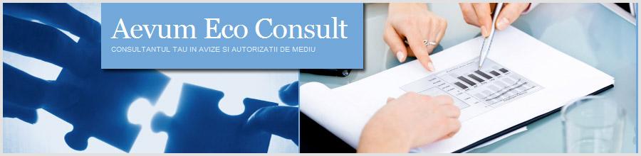 Aevum Eco Consult Logo